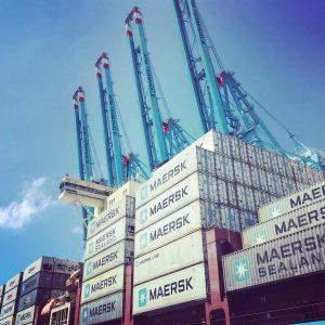 Maersk-freight-forwarders-Surrey